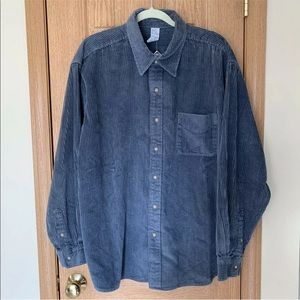 Vintage Corduroy Shirt / Jacket XL Rare DS W/ Tags